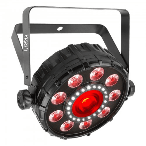 Chauvet Fx Par 9  Compact Effect Par With Multiple Technologies In A Single Fixture