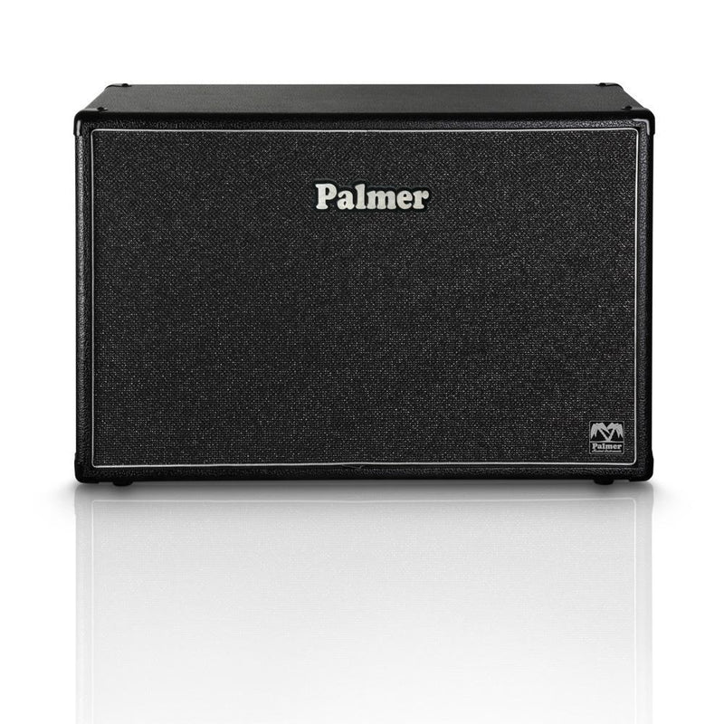 Palmer Pcab212Gov Guitar Cabinet 2 X 12 With Eminence Governor 816 Ohms - Red One Music
