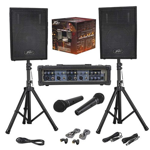Peavey Audio Performer Pack - Red One Music
