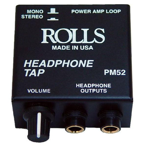 Rolls Pm52 Tap Headphone Headphone Signal