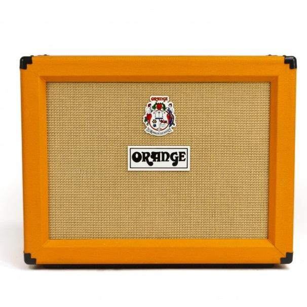Orange Ppc212Ob 2X12 Open-Back Cabinet - Red One Music