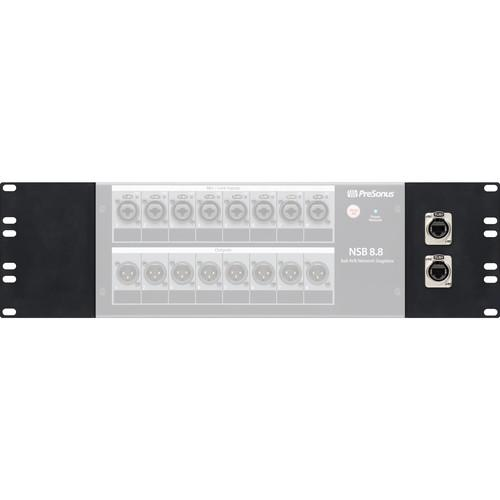 Presonus Nsb 88 Kit de rack pour Nsb88 Stagebox