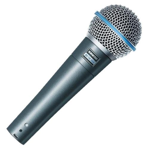 Shure Beta 58A Vocals Microphone