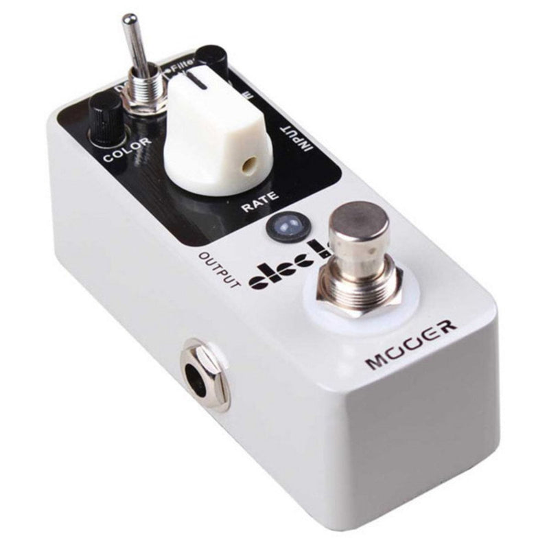 Mooer Mfl1 Eleclady Flanger - Red One Music