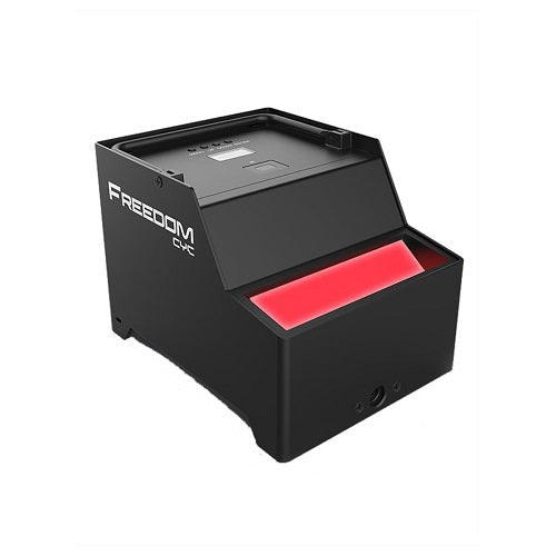 Chauvet DJ Freedom Cyc Wireless Battery-Operated Cyclorama Light - Red One Music