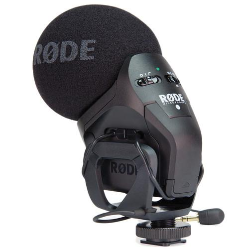 Rode Stereo Videomic Pro Stereo Videomic Pro - Red One Music