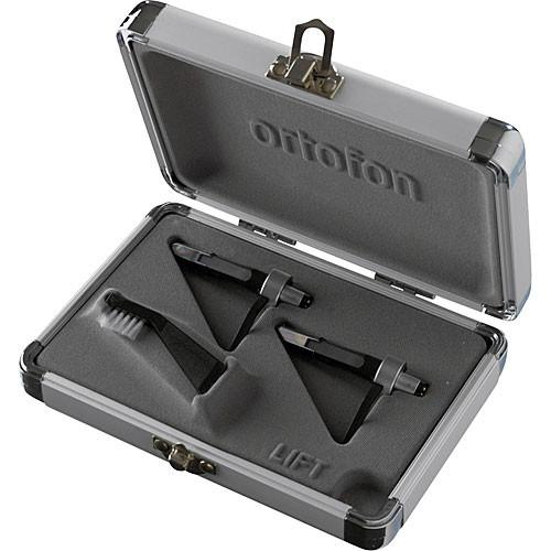 Ortofon Pro S Cc Twin Concorde Series Cartridge And Stylus Twin Black