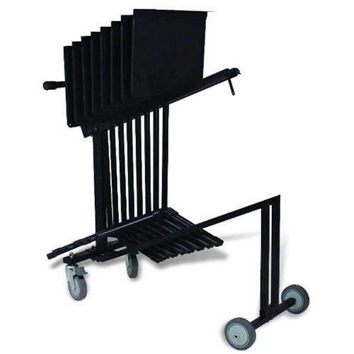 Hercules Bsc800 Music Stand Cart For Bs200B - Red One Music
