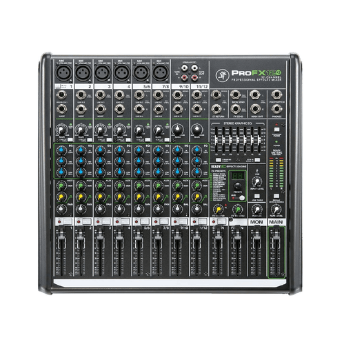 MACKIE PROFX12 V2 PROFESSIONAL EFFECTS MIXER