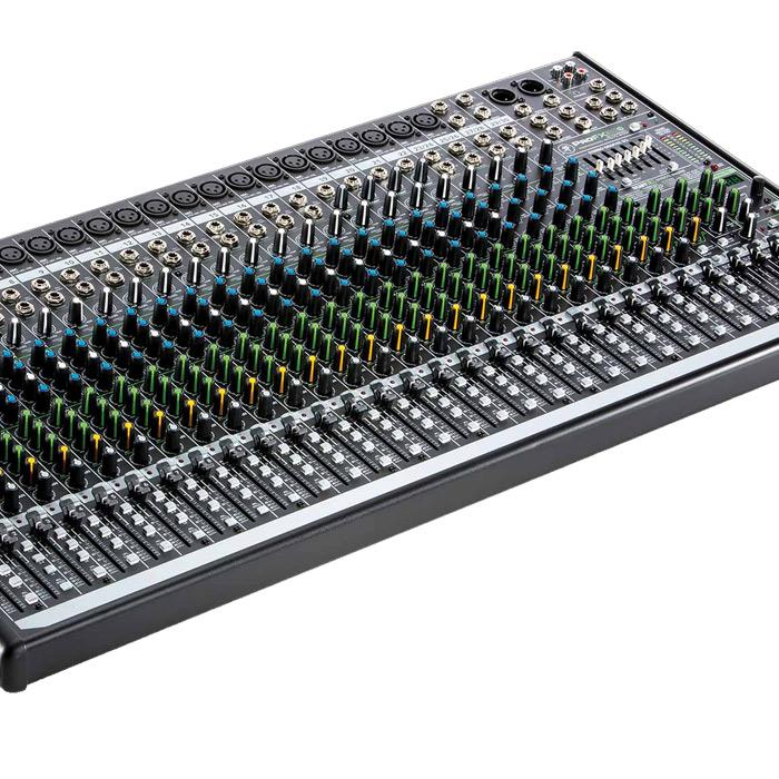 Mackie Profx30 V2 30-Channel Professional Effects Mixer With Usb
