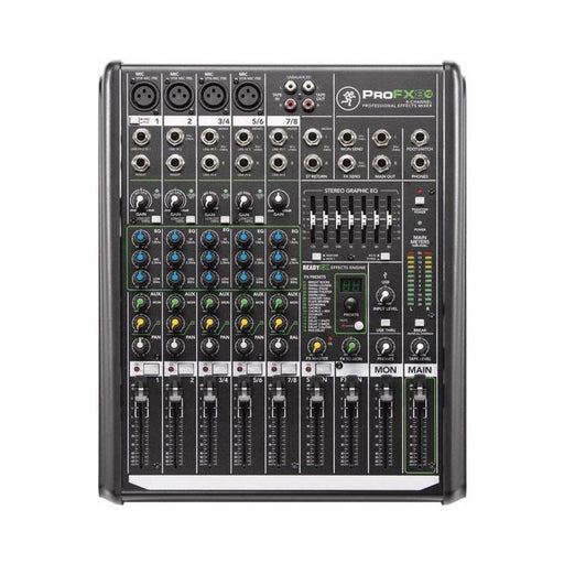 Mackie Profx8 V2 Professional Effects Mixer