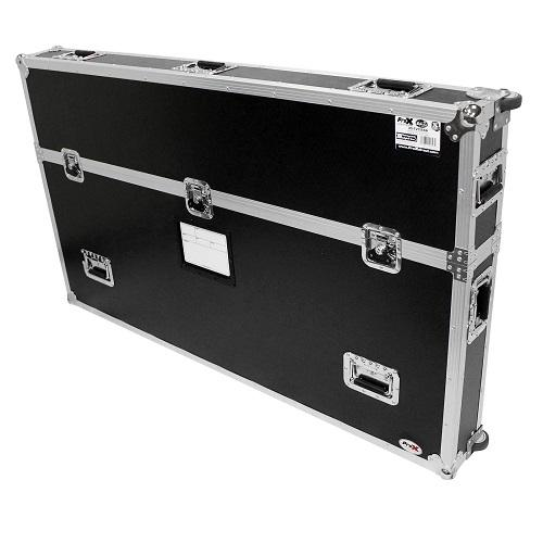 Prox Xs-Tv5565W Road Case For 55-65 Tv - Red One Music
