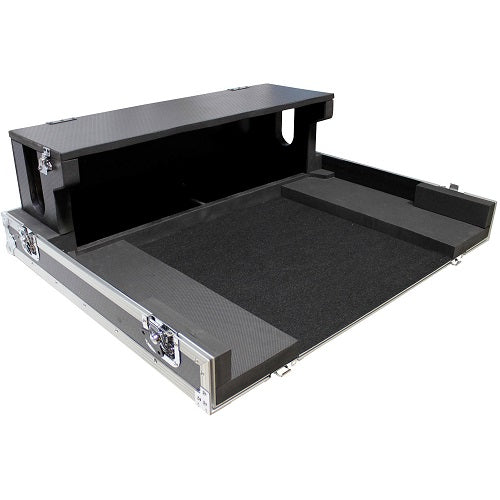 ProX XS-AHGLD80DHW Allen Heath GLD-80 Mixing Board Hard Case with Doghouse Wheels - Red One Music