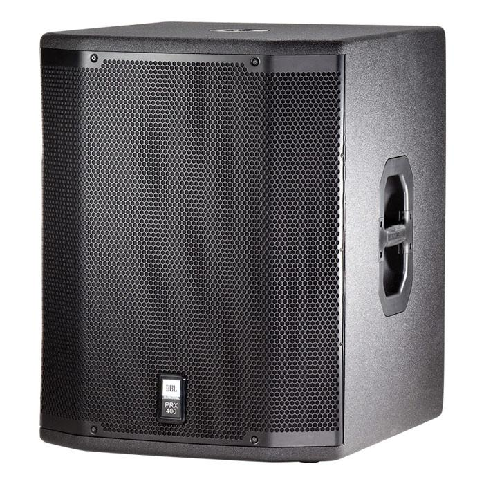 JBL Prx418S 18-Inch Passive Subwoofer - Red One Music