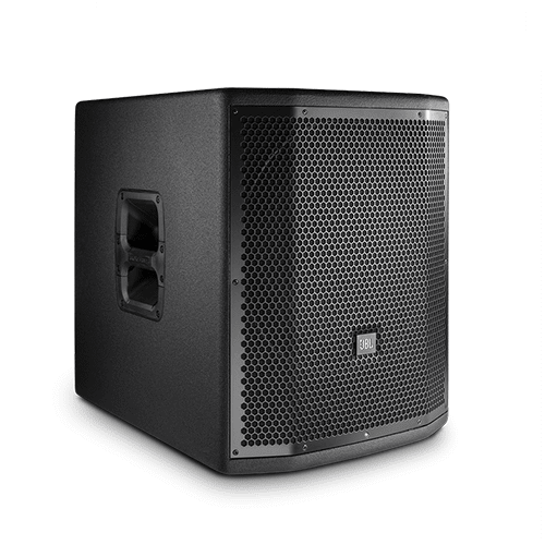 "JBL PRX815Xlfw Demo 15"" Self-Powered Extended Low Frequency Subwoofer System With Wi-Fi - Red One Music"