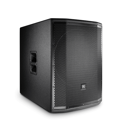 "JBL PRX818XLFW Used 18"" Self-Powered Extended Low-Frequency Subwoofer System With Wi-Fi - Red One Music"