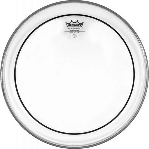 Remo 16 Clear Pinstripe Head 16 Inch Pinstripe Batter