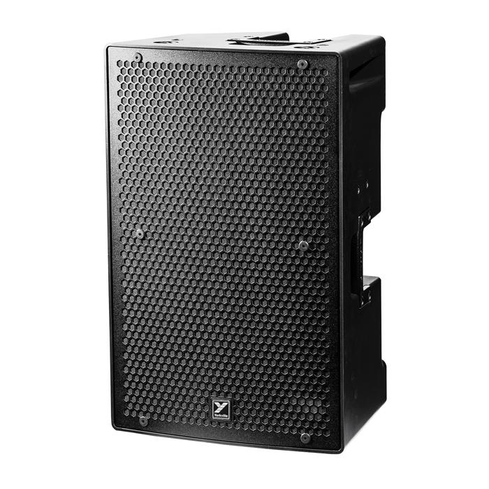 Yorkville PS12P Parasource 4400 Watt Peak Peak 12-Inchhorn Active Pa Cabinet - Red One Music