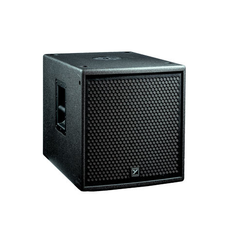 Yorkville PS15S Parasource 2000 Watt Peak 1x15 Active Subwoofer