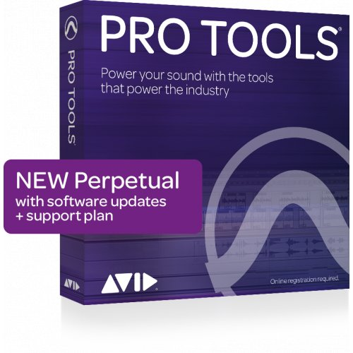 Avid Pro Tools W/ 1 Year Support Plan (Download) - Red One Music
