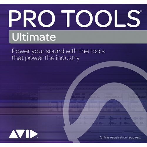 Avid Pro Tools Ultimate Software (Perpetual) (Download) - Red One Music