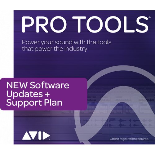 Avid Pro Tools Upgrade Plan W/ 1 Year Support (Download) - Red One Music