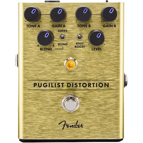 Fender 0234534000 Pugilist Distortion Pedal