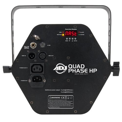 American DJ Effet Led 4-In-1 Quad-Phase-Hp