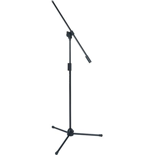 Quiklok A302Bk Microphone Boom Stand - Red One Music