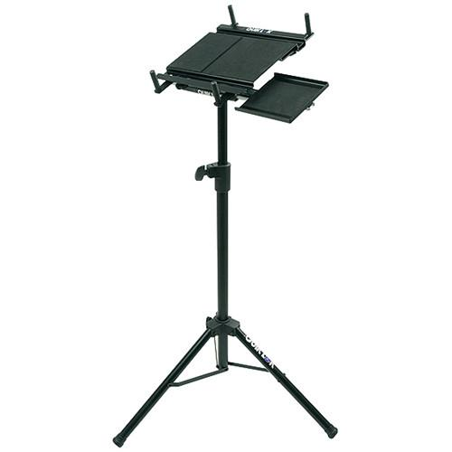 Quiklok Lph-003 Free Standing Tripod Base Laptop Holder