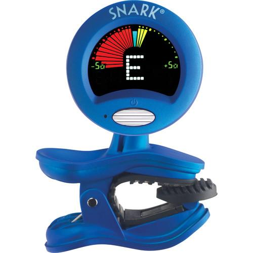 Snark Sn-1 Clip-On Guitar Amp Bass Tuner - Red One Music