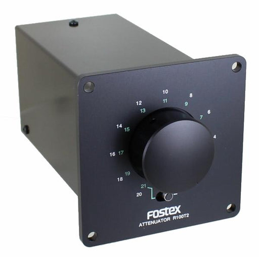 FOSTEX R100T2 TRANSFORMER TYPE ATTENUATOR