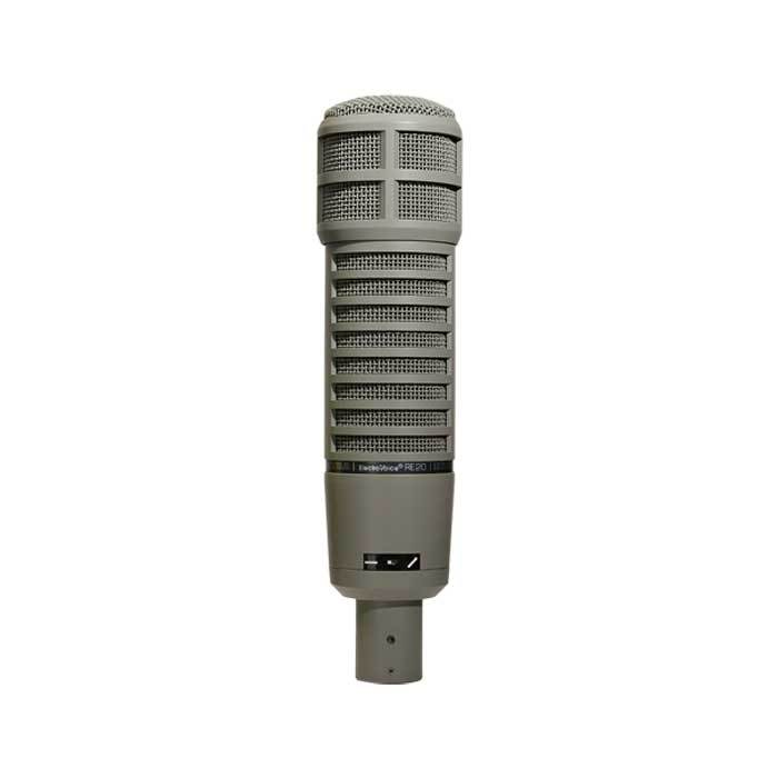 ELECTRO-VOICE EV RE20 DYNAMIC CARDIOID MICROPHONE