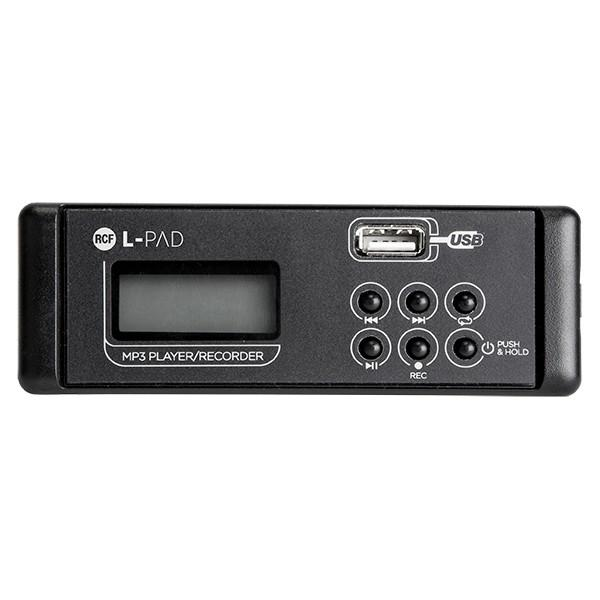 RCF Smp-R Recorder Mk2 L-Padmp3 Playerrecorder Card - Red One Music