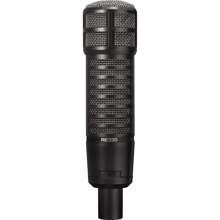 Microphone dynamique Electro-Voice RE-320 Premium - Red One Music