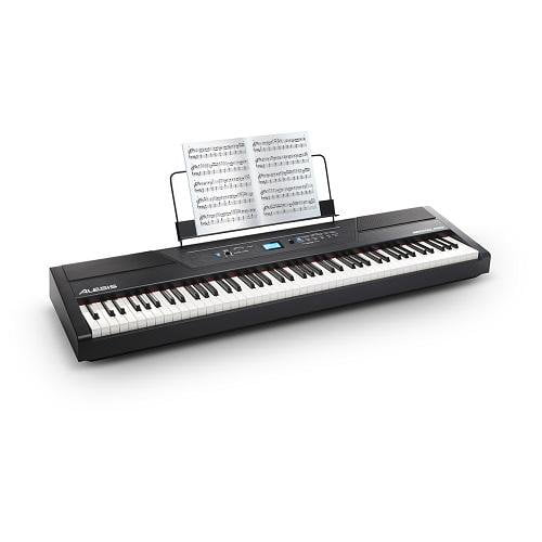 Alesis Recital Pro 88-Key Digital Piano With Hammer-Action Keys - Red One Music
