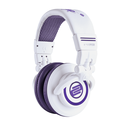 Reloop Rhp-10 Purple Milk Casque Professionnel En Eacutedition Limiteacutee