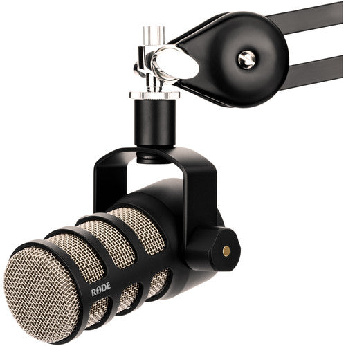 Rode Pod Mic Dynamic Podcasting Microphone