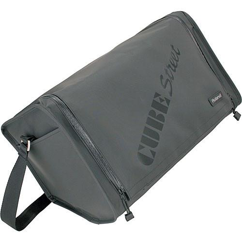 ROLAND CB-CS1 CARRYING BAG - FOR ROLAND CUBE STREET BATTERY POWERED STEREO AMPLIFIER