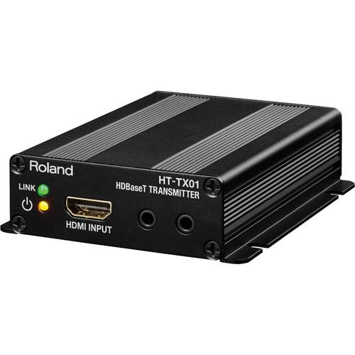 Roland HT-TX01 Hdbaset Transmitter - Red One Music