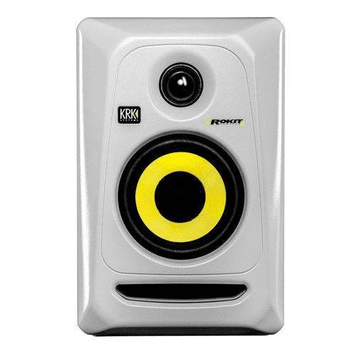Krk Rokit Rp4 G3 White Each Powered 2-Way Active Monitor
