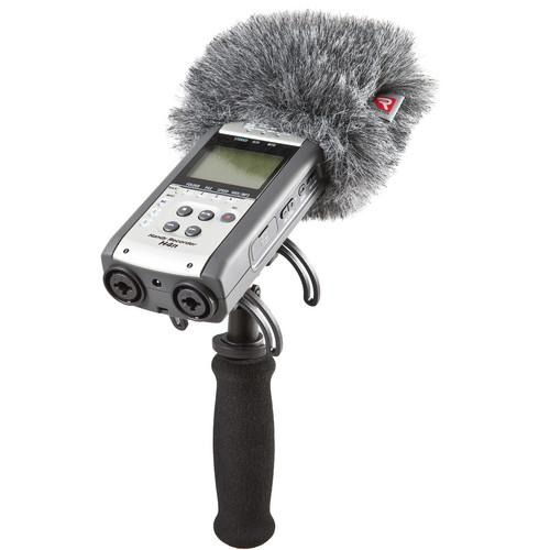 Rycote 046001 Portable Recorder Audio Kit For Zoom H4N
