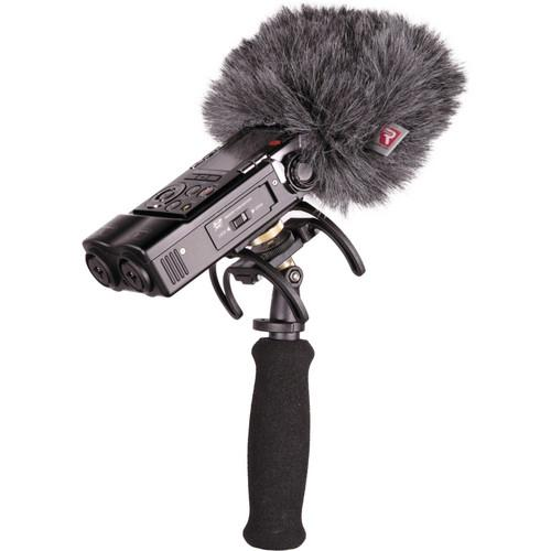 Rycote 046022 Portable Recorder Audio Kit For Olympus Ls-100 - Red One Music