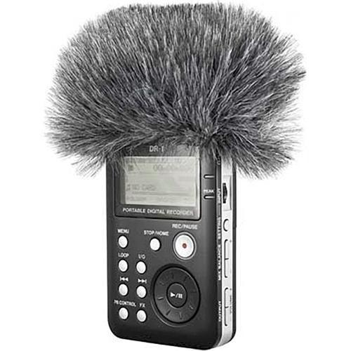 Rycote 055371 Mini Windjammer For Tascam Dr-1 - Red One Music