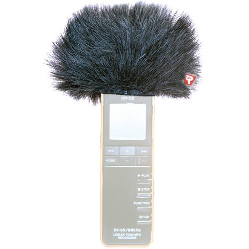 Rycote 055399 Mini Windjammer For Tascam Dr08 - Red One Music
