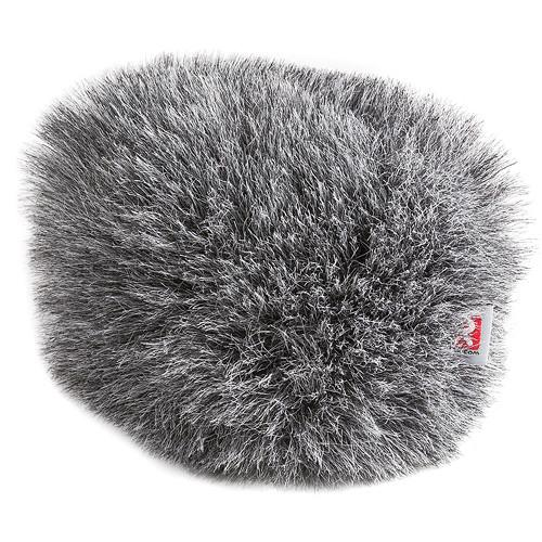 Rycote 055407 Mini Windjammer For Olympus Dm-3 - Red One Music