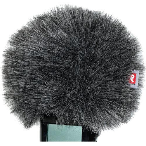 Rycote 055419 Mini Windjammer For Roland R-26 - Red One Music