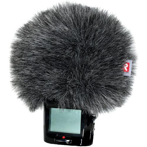 Rycote 055422 Mini Windjammer For Zoom H2N - Red One Music