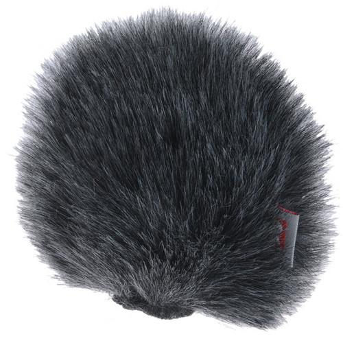Rycote 055429 Mini Windjammer For Olympus Ls-100 - Red One Music