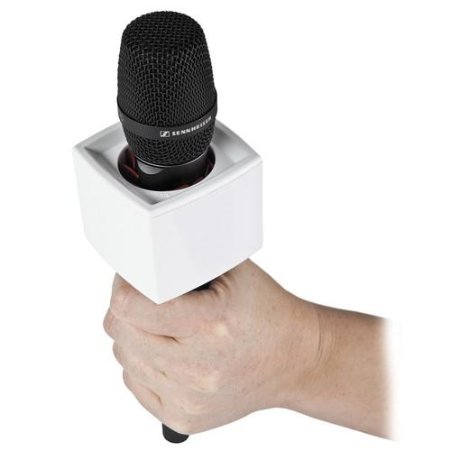 RYCOTE 107307 SQUARE MIC FLAG WHITE